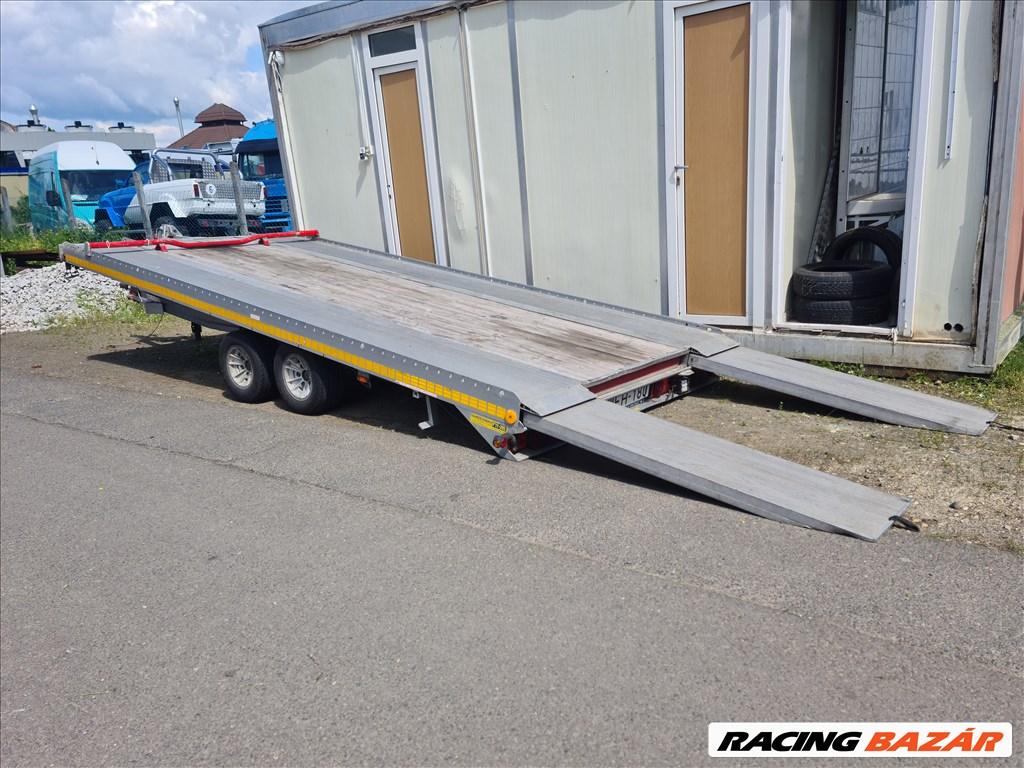 Fitzel Fit-Zel EURO 27-20/46 TP típusú trailer eladó 3. kép
