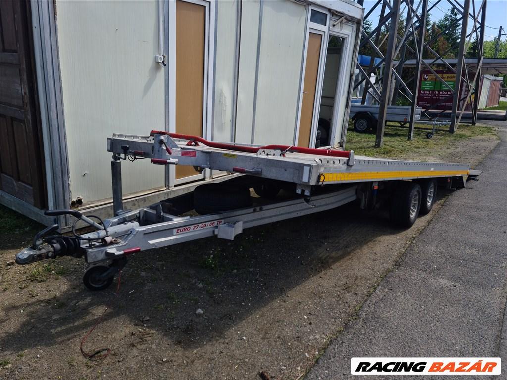 Fitzel Fit-Zel EURO 27-20/46 TP típusú trailer eladó 4. kép