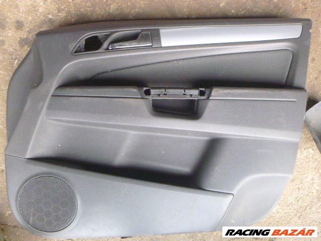 Opel Zafira B 2006 JOBB ELSŐ ajtókárpit  2. nagy kép