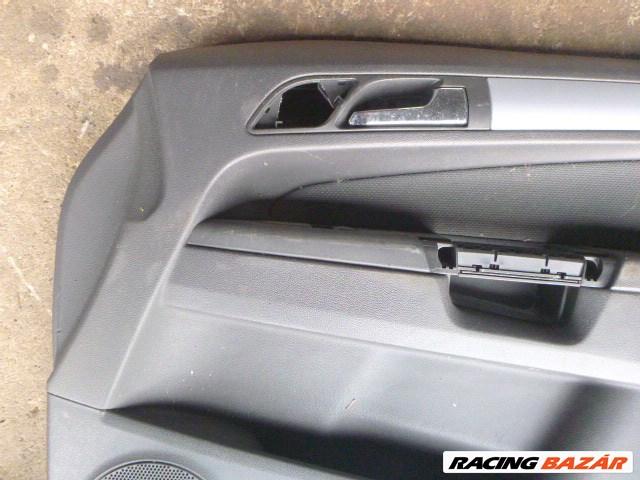 Opel Zafira B 2006 JOBB ELSŐ ajtókárpit  3. nagy kép