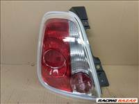 Fiat 500 Cabrio Gyári beszállítós új bal hátsó lámpa 51885550