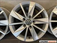 Vw Golf VI-VII 5x112  6,5JR15 újszerű gyári alufelni garnitúra