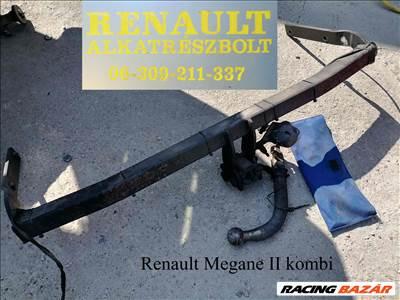 Renault Megane II kombi gyári levehető vonóhorog
