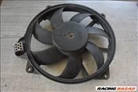 Renault Grand Scénic III dCi 110 FAP hűtő ventilátor motor