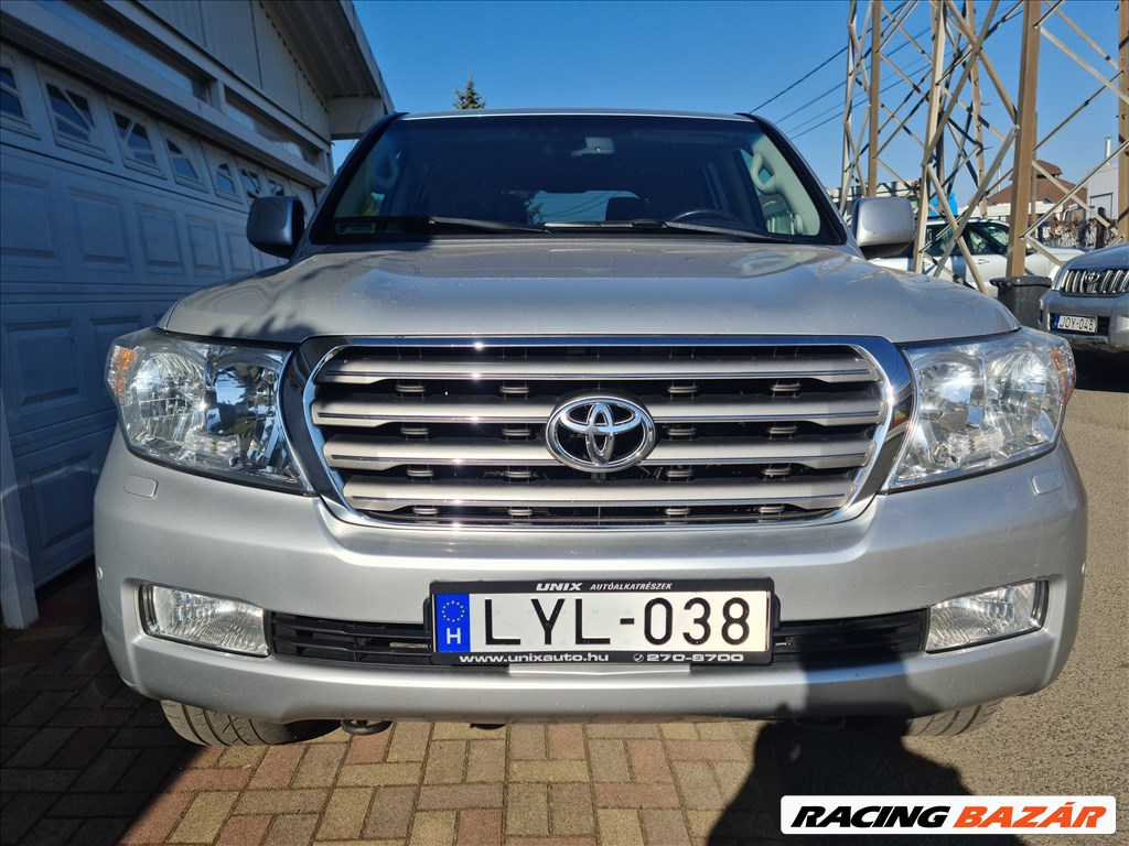2011 Toyota Labcruiser 200 60th anniversary edition eladó 6. nagy kép