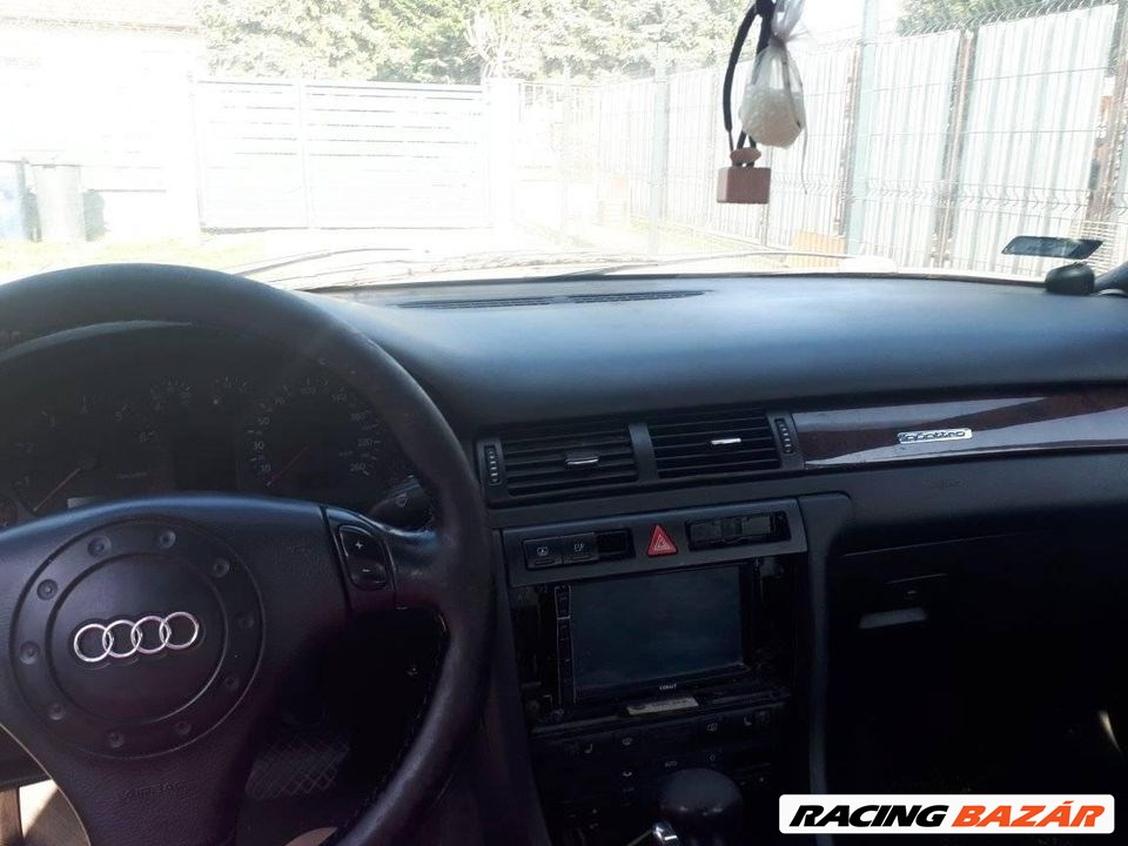 Eladó Audi A6 2.8 quattro (2771 cm³, 193 PS) (C5 - 4B) 4. nagy kép