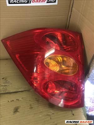 Peugeot 1007 Bal hátsó lámpa