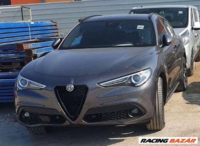 Alfa Romeo Stelvio Super Q4 2,2 JTD D  bontott alkatrészei 2. kép