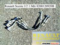 Renault Scenic I/2 1.9dti klímacső 8200120920B