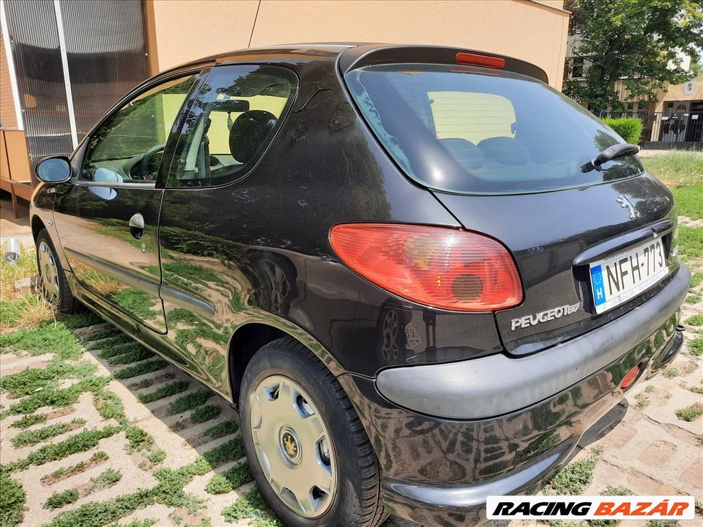 Eladó Peugeot 206 75 (1360 cm³, 75 PS) 4. kép