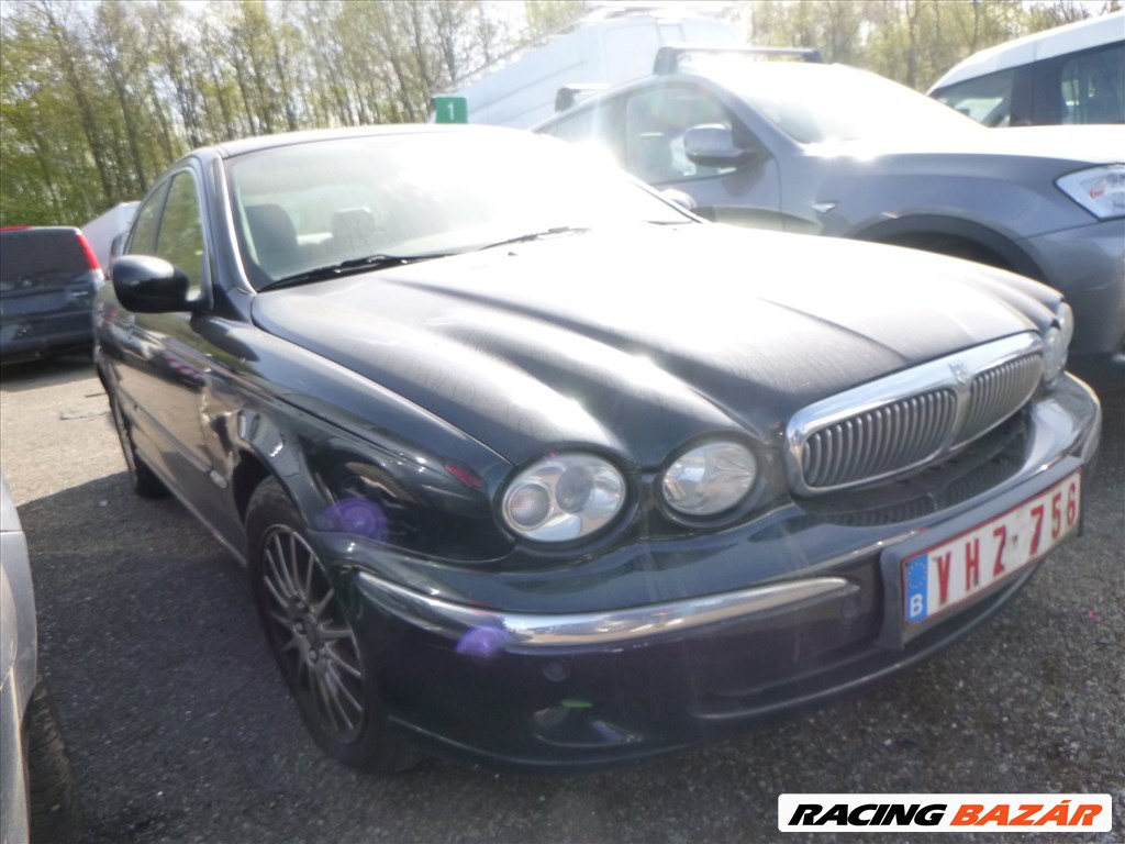 Eladó Jaguar X-Type Estate 2.5 V6 (2495 cm³, 196 PS)  1. kép
