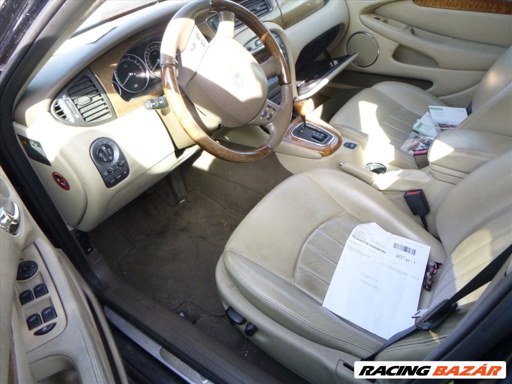 Eladó Jaguar X-Type Estate 2.5 V6 (2495 cm³, 196 PS)  6. kép