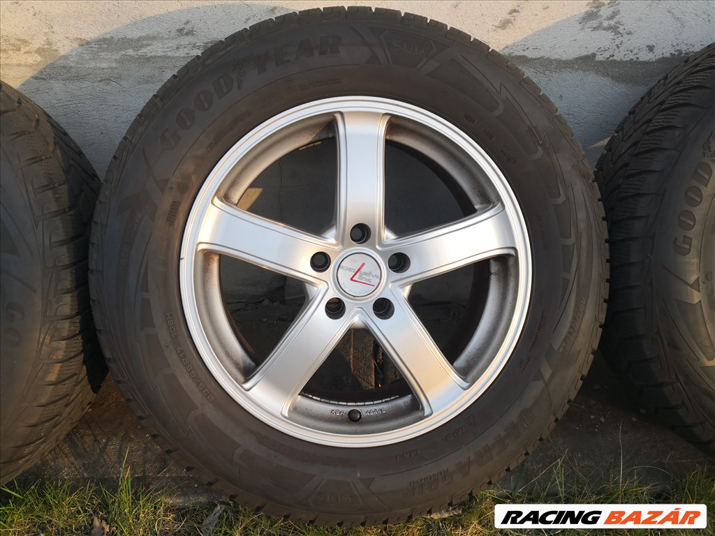 Audi, Skoda , Seat , Vw 17-es Asa / Tec alufelni 5x112-es  3. kép