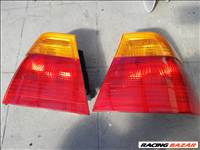 BMW  E46 sedan gyári hátsó lámpa pár eladó (088032)
