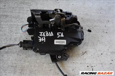 Skoda Fabia (1st gen) 1.2 12V jobb hátsó ajtózár  6y0839016