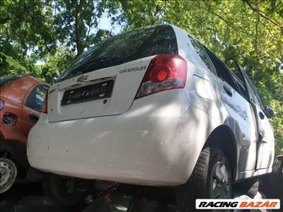Chevrolet kalos 1.2 bontott alkatrészei