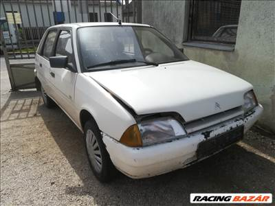 Citroën AX 1.0 benzin bontott alkatrészei