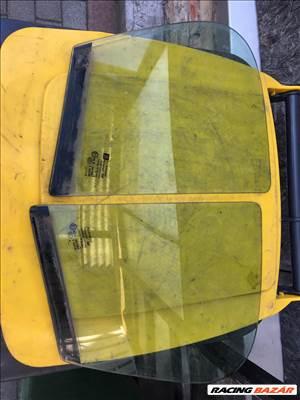 Opel Astra H Hátsó ajtó fix üveg