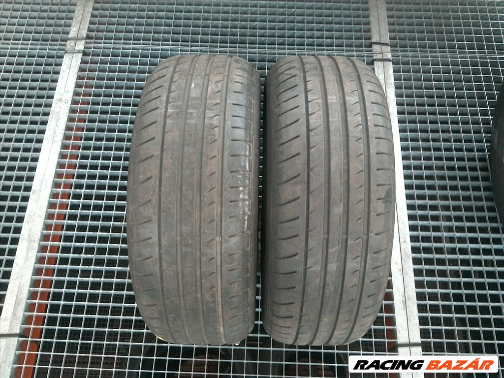 205/55R16 használt Dunlop SportBlueResponse nyári gumi 1. kép