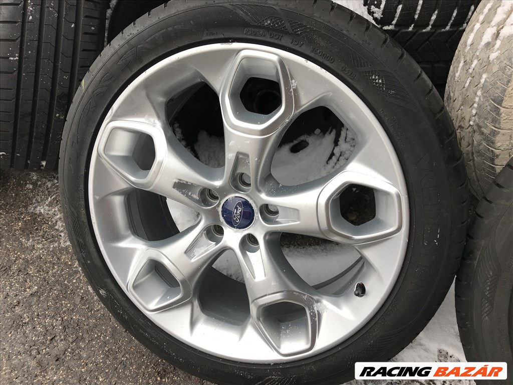Ford Kuga Sport gyári 8X19-es 5X108-as ET52,5 könnyűfém felni garnítúra eladó 3. kép
