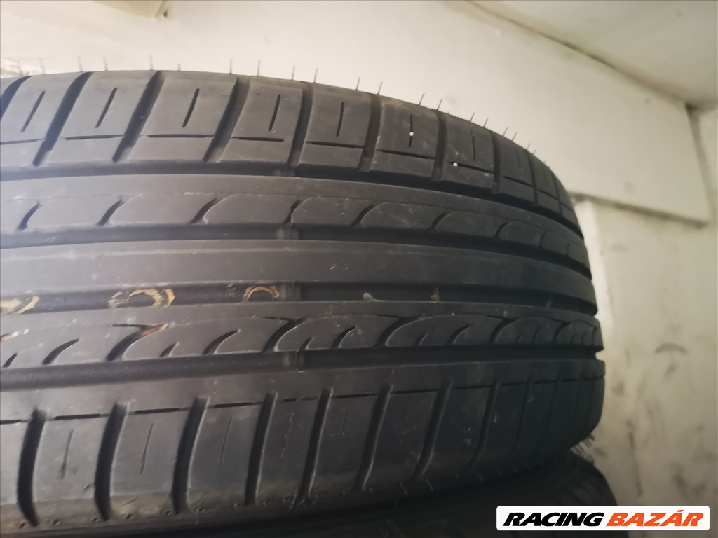 "195/6015"" újszerű Dunlop nyári gumi gumi 10. kép"