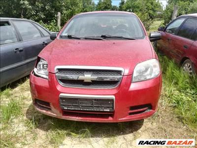 Chevrolet Aveo bontott alkatrészei
