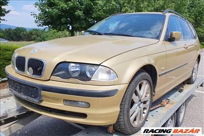 BMW E46 330xd touring alkatrészek eladók