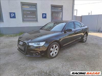 Audi A6 2012 4G - C7 3.0 tdi CDUC motorkódos gépjármű minden alkatrésze eladó.