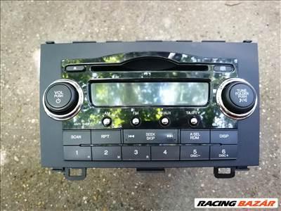 Honda CR-V (2rd gen) gyári cd-s rádió eladó!  39100SWAG102