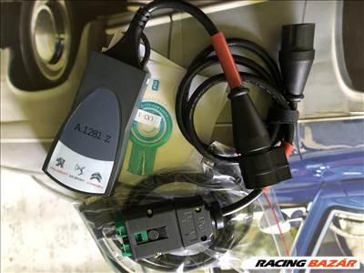 Lexia 3 Diagbox Peugeot És Citroen Magyar Diagnosztika v9.68 Full Chip