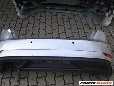 Audi A3 Sportback 8V radaros hátsó lökhárító Facelift 2016-tól 8V4807511L