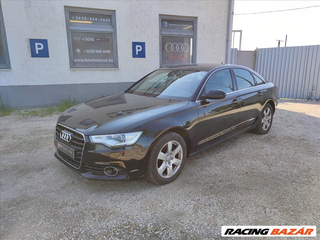 Audi A6 4G 2012 3.0 tdi CDUC motorkódos autó, minden alkatrésze eladó! 1. kép