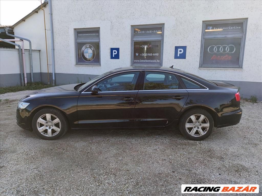 Audi A6 4G 2012 3.0 tdi CDUC motorkódos autó, minden alkatrésze eladó! 2. kép