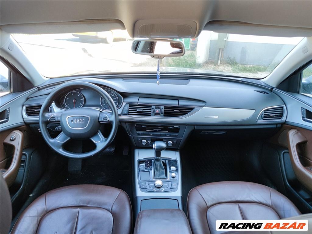 Audi A6 4G 2012 3.0 tdi CDUC motorkódos autó, minden alkatrésze eladó! 9. kép