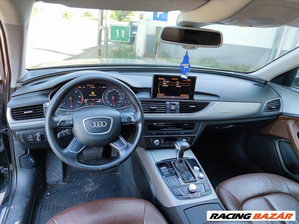 Audi A6 4G 2012 3.0 tdi CDUC motorkódos autó, minden alkatrésze eladó! 10. kép