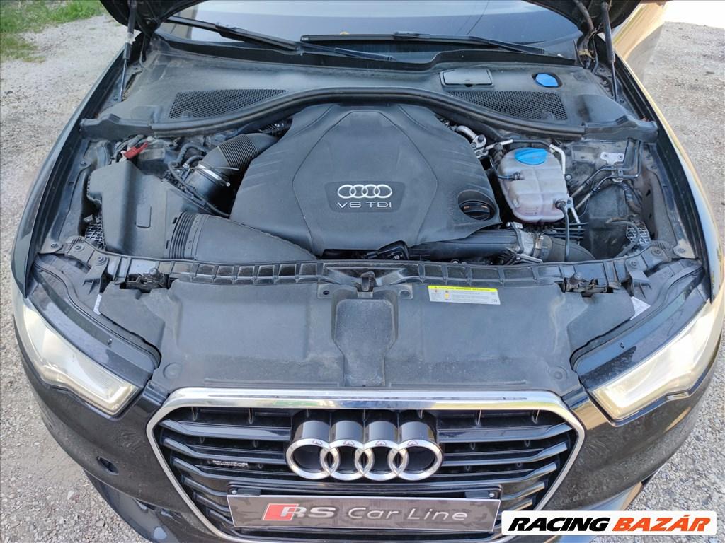 Audi A6 4G 2012 3.0 tdi CDUC motorkódos autó, minden alkatrésze eladó! 11. kép