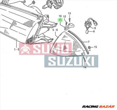 Suzuki Swift helyzetjelző tartó 1997-ig (GYÁRI) 36139-80E00