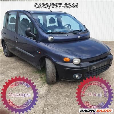 Fiat Multipla (186) 1.9 jtd 182B4000 105LE/78KW 1999-2004 bontott alkatrészek eladóak!