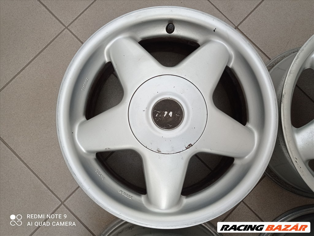5x112 Titan alufelni 7x15 ET38 Mercedes Volkswagen 6. kép