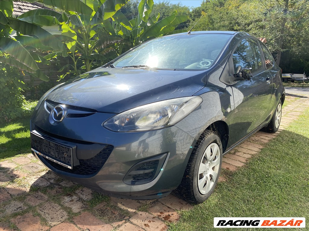 Eladó Mazda 2 1.3 MZR (1349 cm³, 75 PS) - ÚJABB MODELL - KLÍMA 1. kép