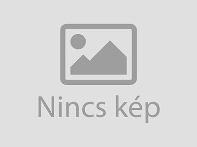 Citroen C3 2010.01.01-2013.02.28 Díszléc első lökhárító rácsra, fekete (rendszámtartó) (0AAW)