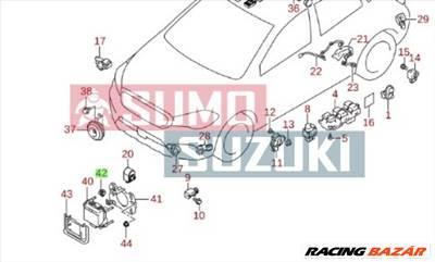 Suzuki patent a távolság érzékelőn GYÁRI 33949-73P00