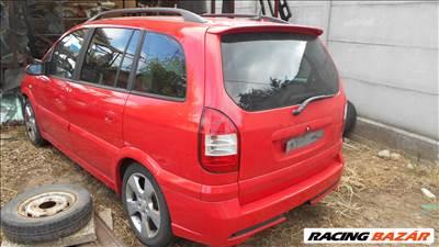 Opel Zafira A bontott alkatrészei