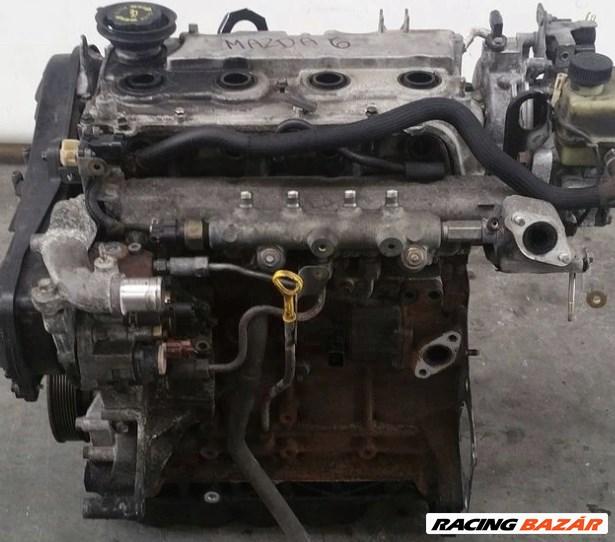 Mazda 6 (1st gen) 2.0 MZR-CD RF7J motor  1. kép