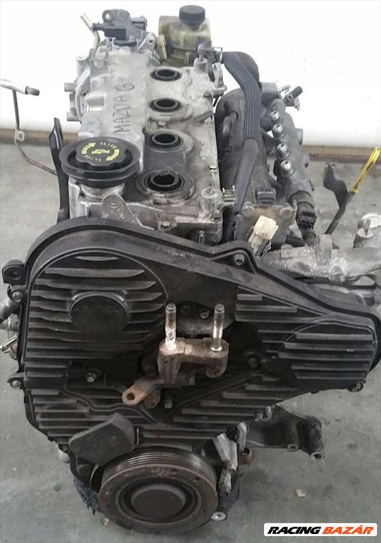 Mazda 6 (1st gen) 2.0 MZR-CD RF7J motor  3. kép