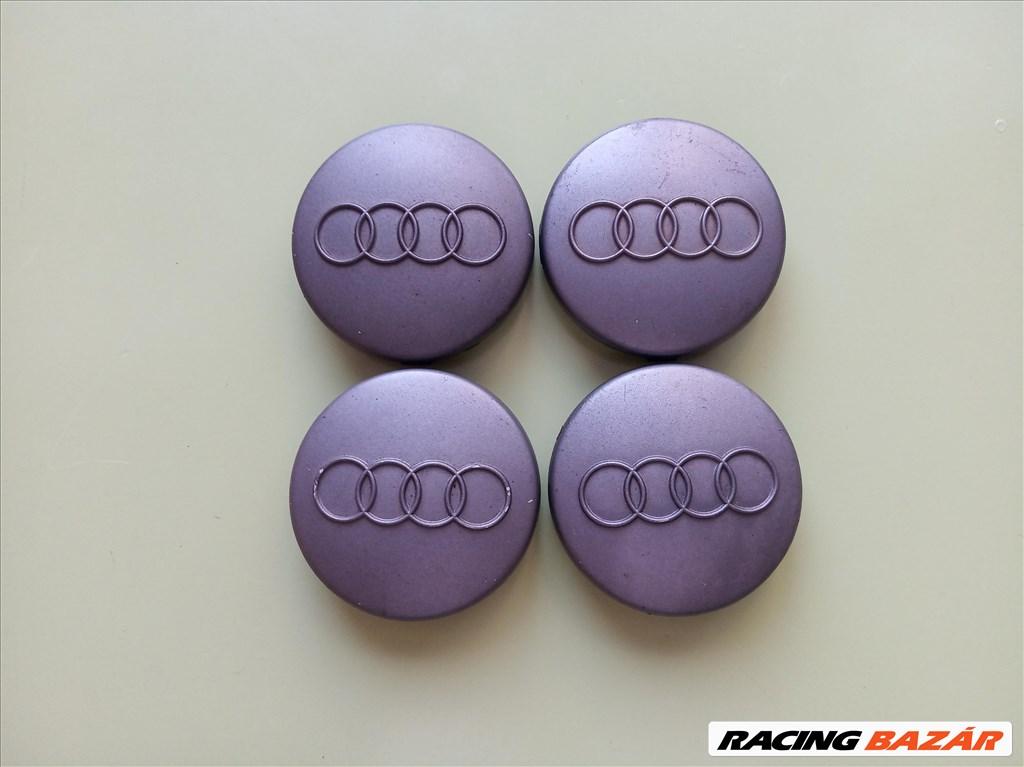Audi 8D0601170A gyári alufelni felnikupak, felniközép, felni kupak közép  1. kép