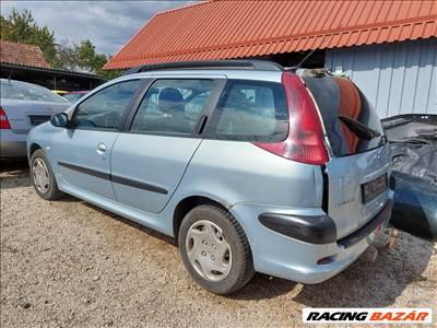 Peugeot 206 1.4 hdi bontott alkatrészei