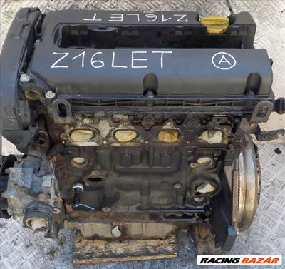 Opel Astra J 1.6 Turbo 132KW/180LE A16LET motor