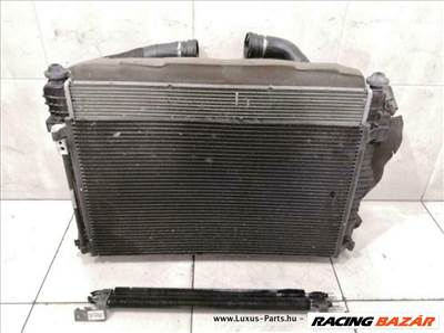 ASTON MARTIN VANTAGE V12 - 8D33-8005-AC hűtő csomag 6.0 DB9 FANS 6.0 ()