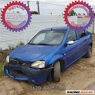 Dacia Logan (LS_) 1.4MPI K7J710 75LE/55KW 2004-2012  bontott alkatrészek eladók!
